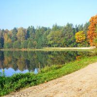 Jesień i woda, Згорзелец