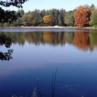 Woda las i niebo, Згорзелец