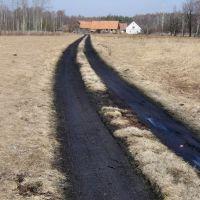 Droga z lasu, Згорзелец