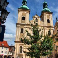 Kłodzko   -  Kościół OO Franciszkanów   fot. J. W., Клодзко