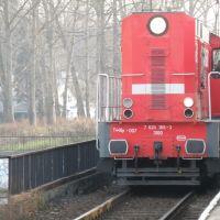 Locomotive T448P series leaving Kłodzko-Miasto / T448P Lokomotywa pozostawiając Kłodzko-Miasto / Lokomotiva řady T448P opouští Kladsko-Město, Клодзко