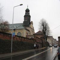 Kościół św. Jerzego i św. Wojciecha, Клодзко