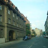 ulica Senatorska, Легница