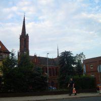 kościół Św. Trójcy, Легница