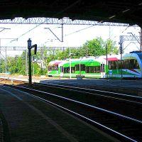 Legnica.Dworzec kolejowy.Railway Station, Легница