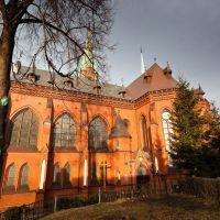 Nowa Ruda, kościół św. Mikołaja, Нова-Руда