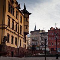 Nowa Ruda, Rynek, Нова-Руда