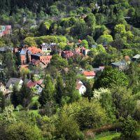 widok z Góry Anny, Нова-Руда