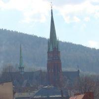 Nowa Ruda-kościół pw.Św.Mikołaja, Нова-Руда
