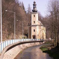 Kościół św. Krzyża w Nowej Rudzie, Нова-Руда