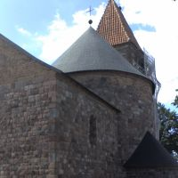 Strzelno - romańska Rotunda Św. Prokopa (1133 r.), Олава