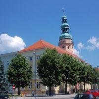 Oława ratusz 2007, Олава