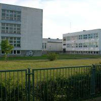 Oś. Sobieskiego, SP nr.8 w Oławie, ul.Iwaszkiewicza, Олава