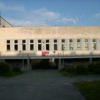 Oś. Sobieskiego, SP nr.8 w Oławie Front,  ul.Iwaszkiewicza, Олава