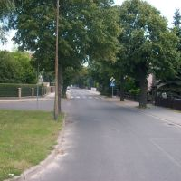 ul.Broniewskiego, Олава