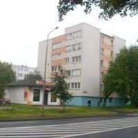 ul.Chrobrego, Олава