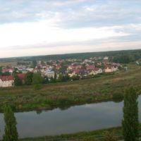 Oława, Odra, Zaodrze, Олава