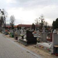 Stary Cmentarz Oława, Олава