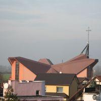 Olawa Kosciół pw. Milosierdzia Bozego, Олава