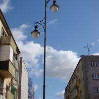 Lampy, Олесница