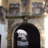Nad furtą zamku książęcego, Олесница