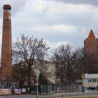 Oleśnica -na ul.Wałowej, Олесница