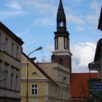 Wieża kościoła Św.Jerzego, Олесница