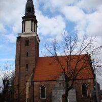 Kościół Św.Jerzego, Олесница
