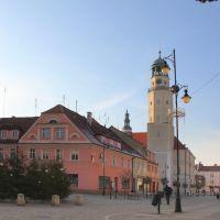 Rynek, Олесница