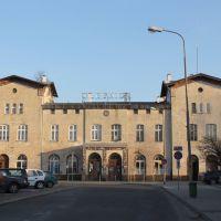 Dworzec Oleśnica, Олесница