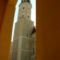 Geometrical... Town Hall & Arcade, Олесница