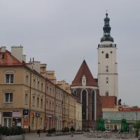 Oleśnica, Rynek, Олесница