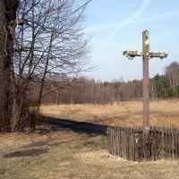 Krzyż misyjny 1974, Полковице