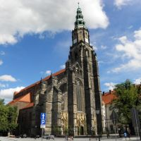 Świdnicka katedra, Свидница