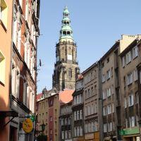 Schweidnitzer Stanislaus-Kirchturm, Свидница