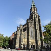 Schweidnitzer Bischofskirche, Свидница