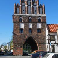 Brama w Brodnicy