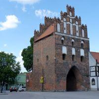 Brodnica. Wieża Chełmińska, Бродница