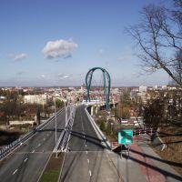 Bydgoszcz - Trasa Uniwersytecka, Быдгощ