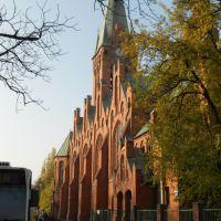 349 Kościół pw. św. Andrzeja Boboli, Быдгощ