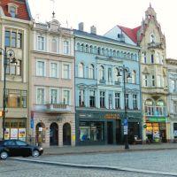 Stary Rynek, Bydgoszcz/Old Market Square, Bydgoszcz, Быдгощ