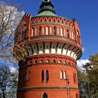 Wieża ciśnień 1899-1900, Быдгощ