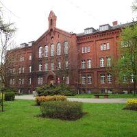 Bydgoszcz - budynek uniwesytecki [ 1867 - 1872 ], Быдгощ