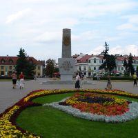Plac Wolności, Влоцлавек