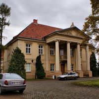 Włocławek - Pałac biskupi z XIV w., Влоцлавек