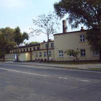 Włocławek, szkoła, Влоцлавек