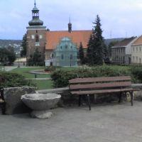 Włocławek - późnogotycki kościół św. Jana Chrzciciela ( I poł. XVI w.), dawna fara miejska, Влоцлавек