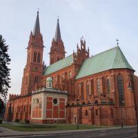 Włocławek - Katedra., Влоцлавек