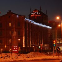 Włocławek - Hotel Młyn., Влоцлавек