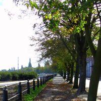 Bulwary Wiślane, Vistula Boulevards, Влоцлавек